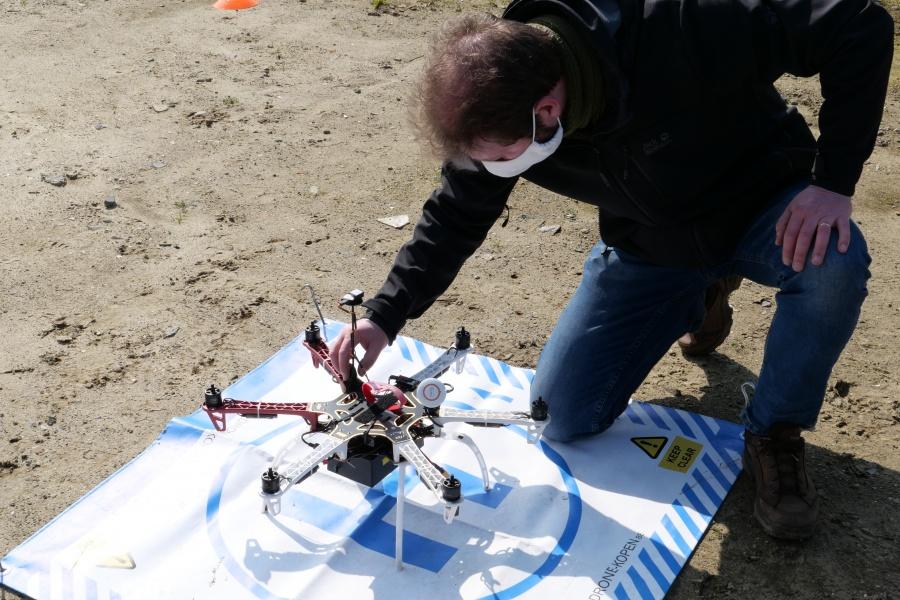 Drone © Geert Biermans