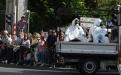 Pick-up et porteurs de tenues nucléaires Protection civile