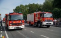 Défilé Pompiers (photo Gwenn Corbisier)